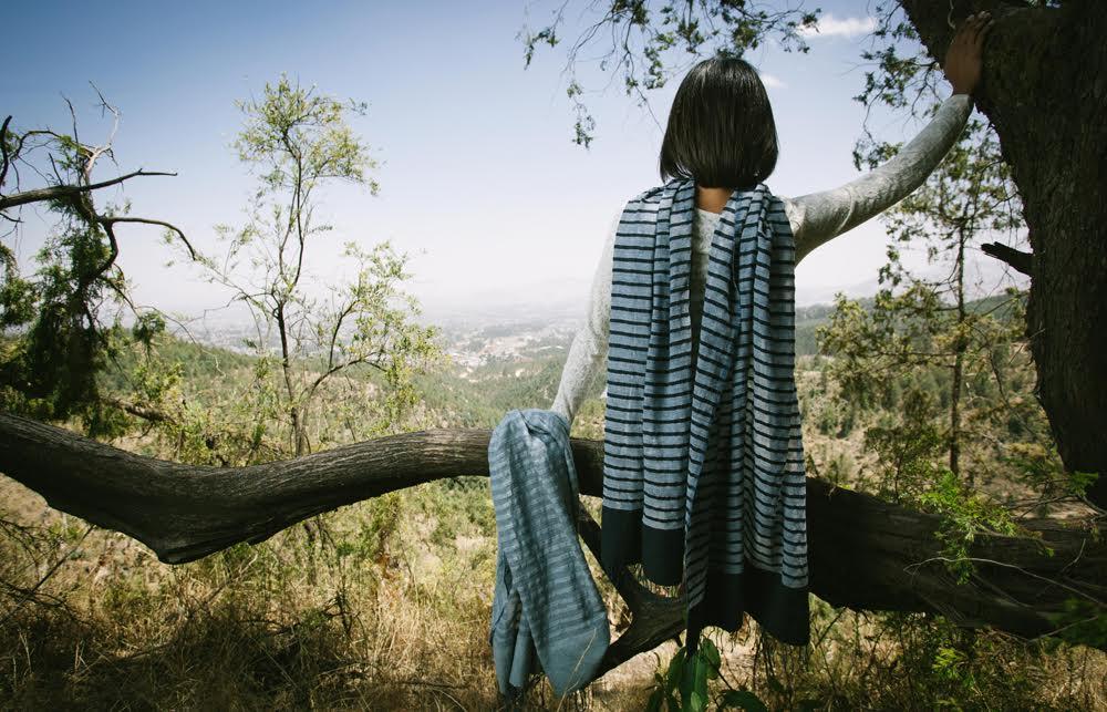 Châles et foulards