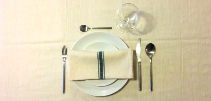 Napperon & serviettes de table