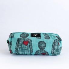 Cosmetic bag - heart
