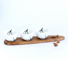 Snack Bowl Set - Branch