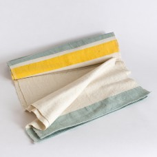 Gondar table runner - sun / blue