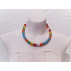 Samankha necklace - blue