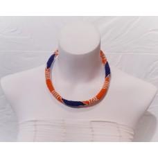 Samankha necklace - orange