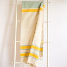 Sunflower Gondar Throw