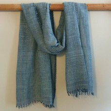 Judith shawl - Denim