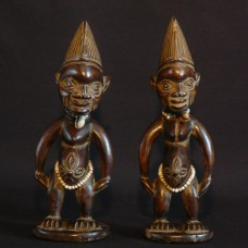 African statuette - Ibeji Twins