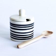 Sugarpot & Spoon - Stripe