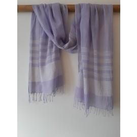 Desta shawl - lavander
