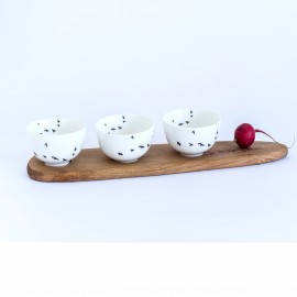 Snack Bowl Set - Bird