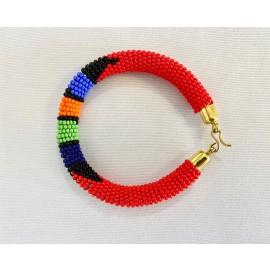 Rama Bracelet - red