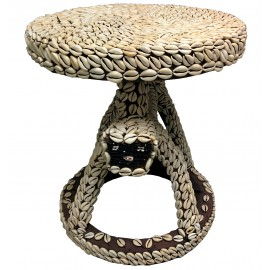 Cowries stool