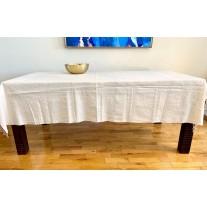 Grande nappe de Table Naturelle