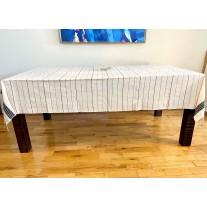 Grande nappe de Table Axum - noire