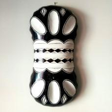 Bouclier Zulu noir