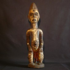 Statuette africaine - Idoma masculin