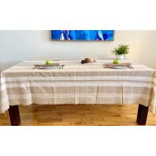 Nappe de table Zoulou + 6 serviettes de table