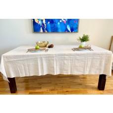 Nappe de table Naturelle + 6 serviettes de table