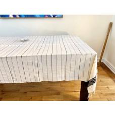 Nappe de Table Axum carrée - noire