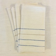 Serviettes de table Axum - cobalt