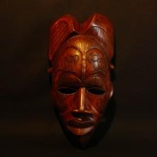Masque Tikar scarifié