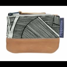 Small zip purse - Disa Black