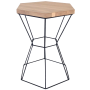 Table d'appoint Hexa